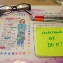 Overthink or Just Do It! How to Stop Stalling and Just Write The Thing.