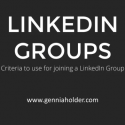 Vetting LinkedIn Groups: 6 Simple Things To Check Before You Join